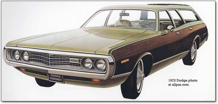 1972 Dodge Coronet VI
