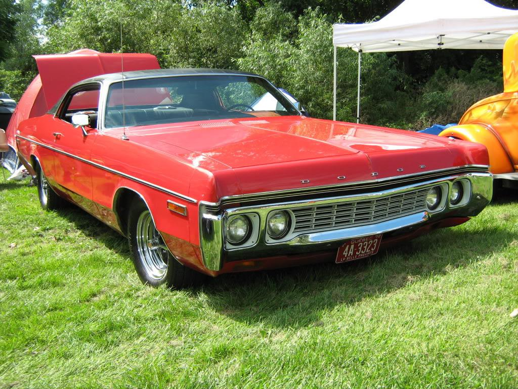 The Dodge Monaco got