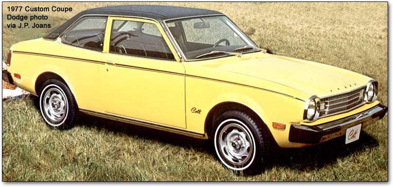 1977 Dodge Colt Iii